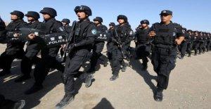 China capturados con malware para espiar a los Uigures como parte de la campaña para frenar la población Musulmana