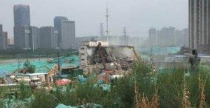 China destruye el gobierno de la iglesia después de 7 años de enfrentamiento