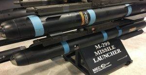 China lugares sanciones en Lockheed Martin sobre la venta de armas a Taiwán