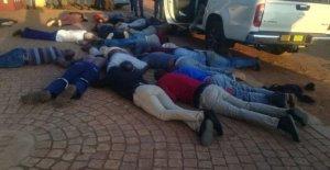Cinco muertos después de la 'situación de rehenes' en la iglesia de SA