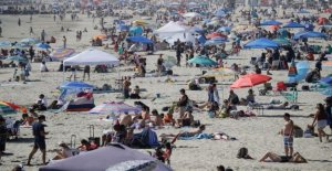 Cómo California pasó de historia de éxito para el virus de la mancha caliente