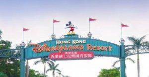 Coronavirus fuerzas contra sobretensiones de Hong Kong Disneyland para apagar sólo semanas después de su reapertura