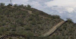 Coronavirus temores de plomo pueblo Mexicano para bloquear la carretera de la frontera con estados unidos