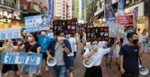 De Hong Kong a favor de la democracia del voto atrae a miles de personas