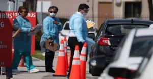 De la Florida establece grim coronavirus récord con cerca de 500 muertes en una semana