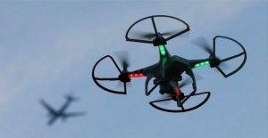 Drone y avionetas en peligroso 'casi'
