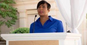 El Alcalde de Atlanta, Keisha Lance Fondos dice que probaron el positivo para el coronavirus