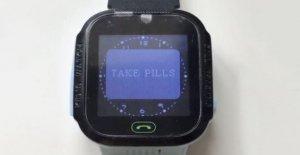 El Smartwatch hack podría enviar falsas píldora recordatorios