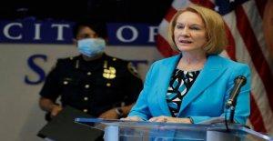 El alcalde de Seattle, los planes para mover al 911, otras funciones fuera del departamento de policía de