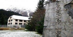 El destino de sitio histórico donde 1 de Alaska bandera voló a ser decidido, funcionarios de la ciudad dicen
