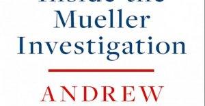 El ex Mueller fiscal de la escritura el libro en la investigación