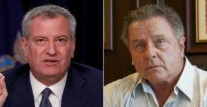 El ex NYC detective slams de Blasio: Él ha autorizado a los criminales y profanado el departamento de policía'