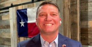 El ex Trump médico Ronny Jackson gana Casa primarios del partido REPUBLICANO en Texas