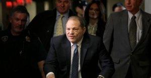 El juez rechaza tentativo de $19 millones de dólares Weinstein lidiar con los acusadores