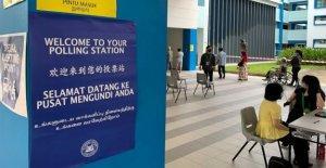 El protocolo de seguridad, trabajo miedos, family feud en Singapur encuestas