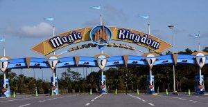 En el Mundo de Disney en la pista para abrir, como coronavirus casos de sobretensiones en la Florida