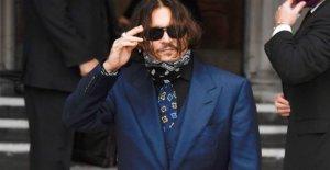 En la corte, Depp niega la violencia durante el 'pique' matrimonio