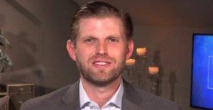 Eric Trump: el fraude electoral, Twitter censura son las amenazas reales a los conservadores
