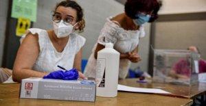 España tiene 2 elecciones regionales en medio de pequeños brotes de virus