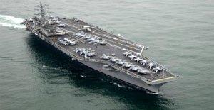 Estados unidos, China rampa hasta el Mar meridional de China, la tensión con los nuevos ejercicios militares