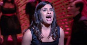 Estrella de Broadway llamadas Lea Michele 'despreciable' en nueva entrevista