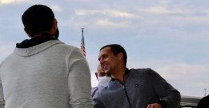 Estudiante estadounidense liberado después de 486 días en la cárcel
