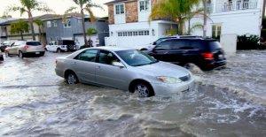 Extraordinaria aumento de las inundaciones costeras en NOSOTROS debido a la subida del nivel del mar, dice informe