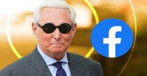 Facebook prohíbe 'Roger de Piedra de desinformación de la red'