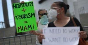 Florida rompe record de estado para el diario de infecciones