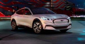 Ford dice que el Mustang Mach-E es más potente de lo esperado como ordenar que comienza