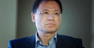 Franco China crítico detenido en Pekín