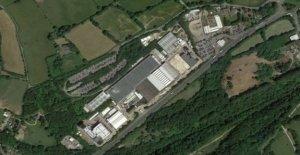 General Electric cortes 369 puestos de trabajo en el país de Gales de la planta