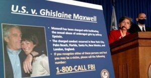 Ghislaine Maxwell, debido a comparecer en la audiencia de fianza