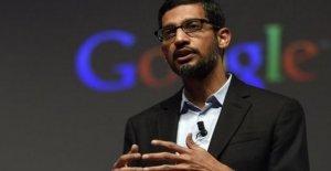 Google anuncia $10 mil millones de inversión en la India