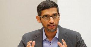 Google anuncia $10 mil millones 'digitalización' fondo para la India