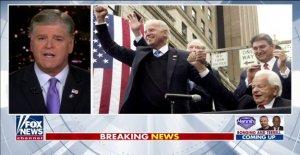 Hannity: Demócratas tienen cero credibilidad  en la carrera de la cuestión después de que George Wallace, Robert Byrd, Al Gore, Sr.