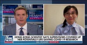 Hong Kong virólogo alegando coronavirus encubrimiento dice 'proyecto de Ley Hemmer Informes': 'no Tenemos mucho tiempo