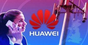 Huawei 5G kit debe ser retirado del reino unido para el año 2027