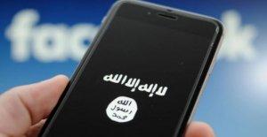 ISIS 'todavía evadir la detección en Facebook'