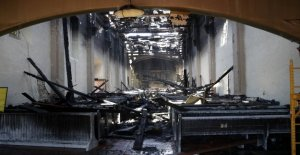 Iglesias católicas quemado, destruido más de fin de semana, la policía investiga: '¿Dónde está la indignación?'