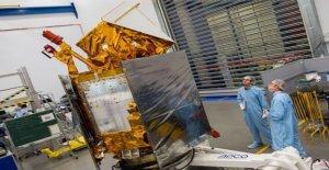 Industria de reino unido pierde en el satélite Europeo de las ofertas