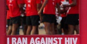 Informe de SIDA: los Niños están quedando y COVID-19 está haciendo daño a la atención