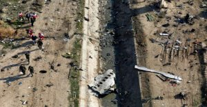 Irán culpa de ucrania avión derribamiento en la falta de comunicación, desalineada, batería de misiles