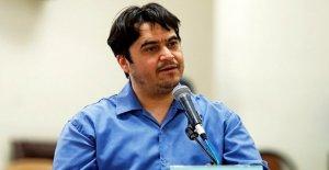 Irán periodista que alimentó 2017 protestas de los condenados a muerte