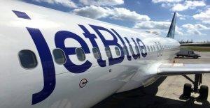 JetBlue seguirá bloqueando los asientos del medio y al menos hasta septiembre
