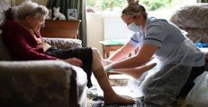 Johnson criticado por más de los hogares de cuidado comentarios