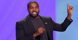 Kanye West se rompe con el Triunfo, los reclamos de 2020 no es un truco