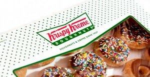 Krispy Kreme ofrece conexión donas para celebrar el 83 cumpleaños