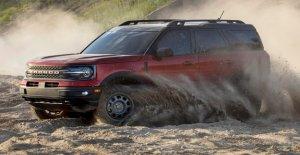 La 2021 Ford Bronco el Deporte es más que un soft-road