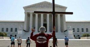 La Corte suprema permite Trump para empleadores exentos de Obamacare el control de la natalidad mandato